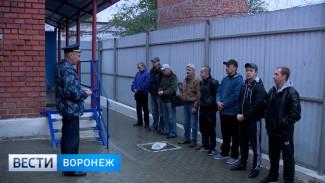 Заключённые Семилукской колонии получили работу «на воле»