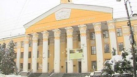 В Воронеже не нашлось желающих отремонтировать здание лестеха