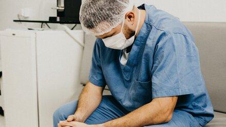 В Воронежской области 1,9 тыс. медиков заразились коронавирусом
