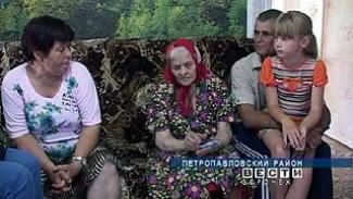 Жительница Петропавловского района отметила вековой юбилей