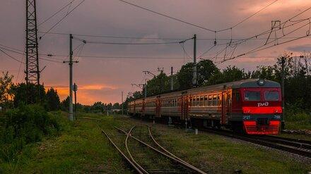 Жителей Воронежа после салюта в День города отвезут домой на электричке