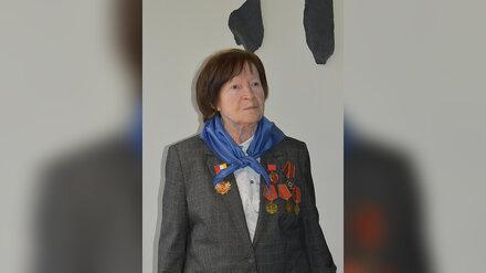 В Воронеже врач-онколог отметила 100-летний юбилей