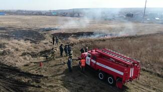 «Секретное оружие» и добровольцы. Как Воронежская область подготовилась к сильным пожарам