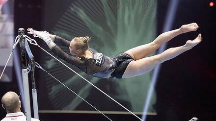 Воронежский губернатор поздравил гимнастку Ангелину Мельникову с олимпийским золотом