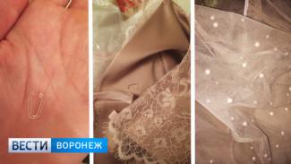 В воронежском салоне, продавшем бракованный наряд, арестовали свадебное платье