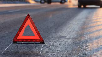 На трассе под Воронежем рейсовый автобус вылетел в кювет: пострадали 2 пассажирки