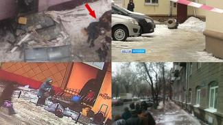 За нечищеные крыши и падение льда на людей руководитель управления ЖКХ Воронежа лишится должности