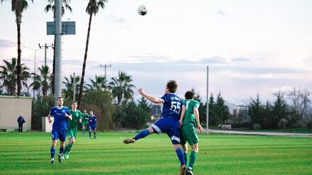 Воронежский «Факел» одержал победу в первом матче нового года