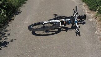 В Воронеже микроавтобус сбил 11-летнего велосипедиста
