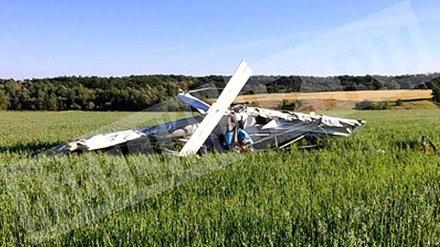 Следователи назвали версии крушения самолёта в Воронежской области