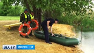Приёмка пляжей в Воронежской области затянулась из-за паводка