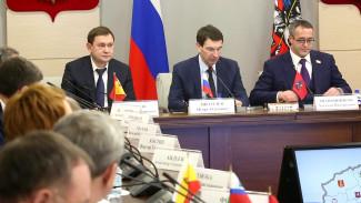 Председателя Воронежской облдумы переизбрали вице-спикером Совета законодателей ЦФО