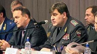 Олег Хотин подверг резкой критике начальников райотделов