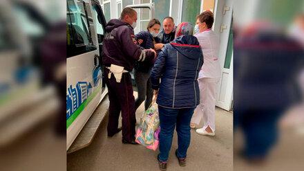 У жительницы Воронежа начались роды в микроавтобусе