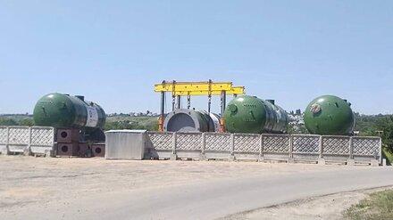 Эксперты оценили ситуацию с застрявшим в поле под Воронежем грузом для Курской АЭС