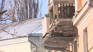 Суд обязал две УК починить смертельно опасные балконы в центре Воронежа