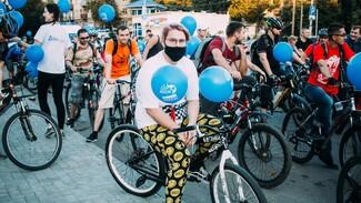 В Воронеже онкобольных детей поддержат благотворительным велопробегом