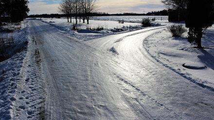 За неделю сильного гололёда в Воронежской области пострадали более 2,1 тыс. человек