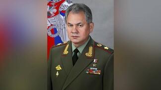 Министр обороны Шойгу приедет в Воронеж
