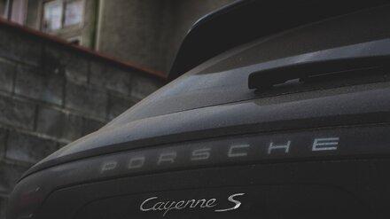 Воронежский водитель Porsche Cayenne рискует потерять машину из-за неоплаченных штрафов