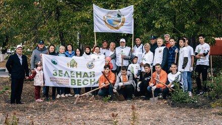 В Нововоронеже прошёл экологический субботник