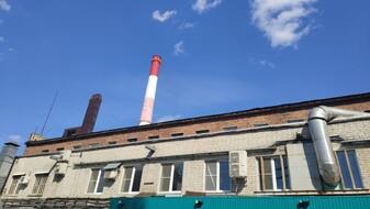 Спасатели потушили пожар на воронежском заводе
