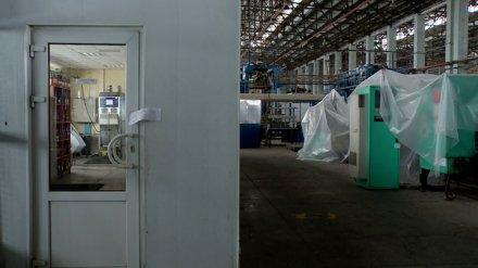 Воронежский стеклотарный завод получил шанс рассчитаться с долгами по зарплате