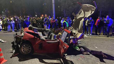 Устроившего массовое ДТП с 2 погибшими на Московском проспекте воронежца поймали