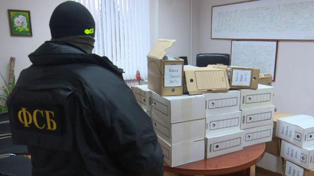 В здании ЮВЖД Воронежа прошли обыски из-за махинаций с деньгами на детские праздники