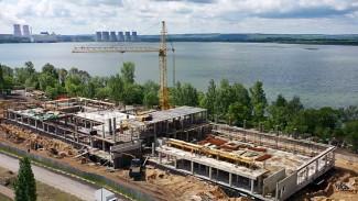 Жители Нововоронежа дадут имя новому спортивно-оздоровительному комплексу