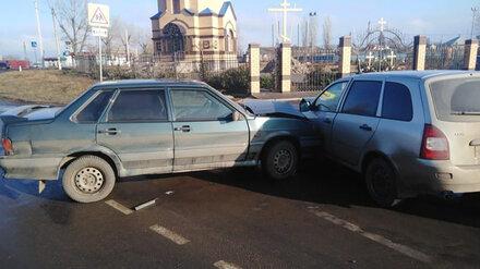 Четыре человека пострадали в ДТП в Воронежской области
