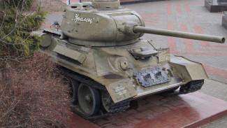 Воронежский танк Т-34 «проедет» по четырём регионам