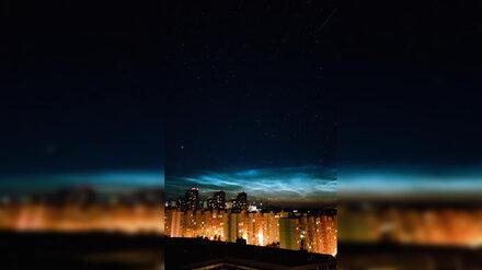 Небо над Воронежем украсило редкое явление