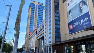 Популярный ТЦ в центре Воронежа ошибочно ввёл систему QR-кодов