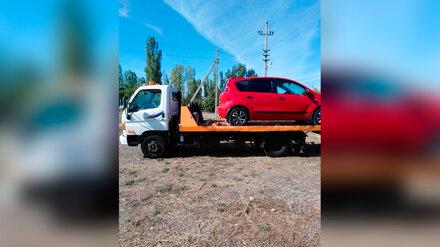 Воронежские полицейские поймали автомобилистку с 241 неоплаченным штрафом