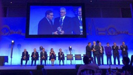 Директора Нововоронежской АЭС наградили престижной премией в Лондоне