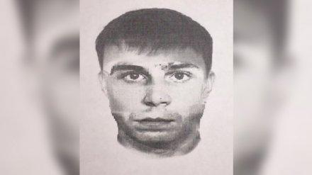 В Воронеже объявили в розыск разбойника, напавшего на женщину в парке
