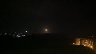 Мощные взрывы по всему Воронежу привели к панике горожан