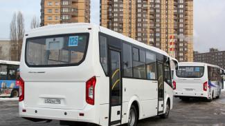 В Воронеже из-за изменения маршрута №125 массово уволились водители автобусов