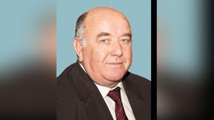 Воронежский губернатор выразил соболезнования после смерти профессора ВГТУ