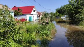 В Воронеже жильцам затопленных из-за аварии домов предоставят временное убежище
