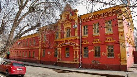 В центре Воронежа отреставрируют одно из самых нарядных исторических зданий