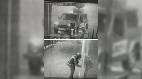 Нападение на отдел полиции в Лисках