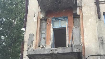 В Воронеже собственнику грозит штраф за разорение старинного дома-памятника