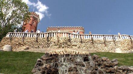 Вход на территорию Дворца Ольденбургских под Воронежем стал платным