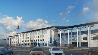 Белый с синим. В Воронеже за 800 млн рублей реконструируют стадион «Факел»