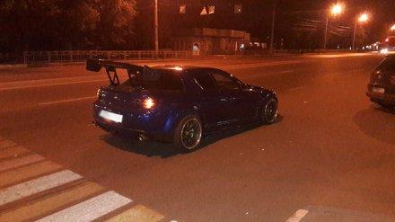 Очевидцы: сбитая на зебре в Воронеже девушка пролетела пять метров