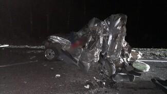 Разбившиеся на «проклятом» участке воронежской трассы пассажиры Ford оказались семьёй