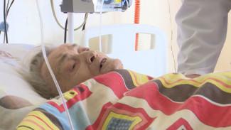 Воронежский СК возбудил дело, заподозрив врачебную ошибку при ампутации ноги у старушки