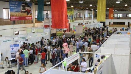 Энергетики приняли участие в ярмарке вакансий в Воронеже
